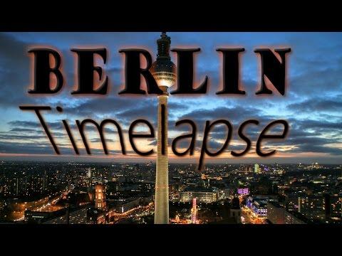 TIMELAPSE | Berlin Alexanderplatz