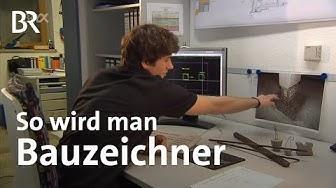 Bauzeichner | Ich mach's | Ausbildung | Beruf | BR