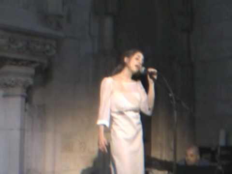 Nancy Fortune - Analogically Reacting live Bourges 2003