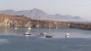 Visita a ilha de Rhodes na Grécia com Gente da Nossa