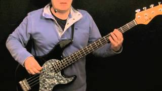 How To Play Bass To Born To Be Wild - Steppenwolf