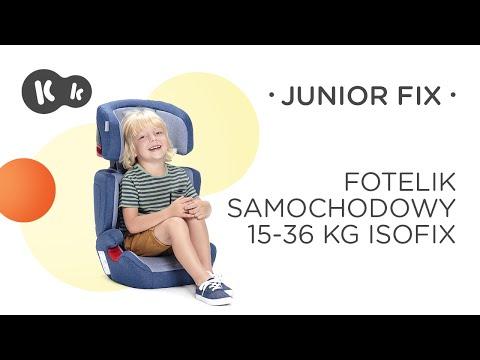 Kinderkraft Junior Fix Black