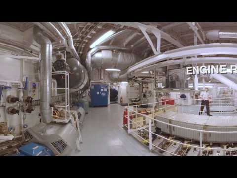 LNG meets Virtual Reality – HEROSE Valves for cryogenic liquefied natural gas (LNG)