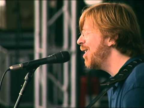 Trey Anastasio - Full Concert - 08/02/08 - Newport Folk Festival (OFFICIAL)