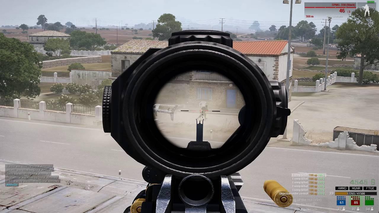 Arma 3 mrco