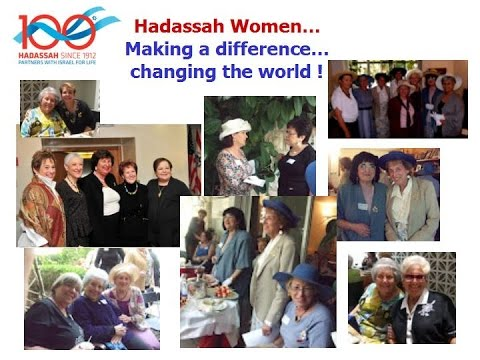 Hadassah Israel Conference  - Jerusalem February 2016