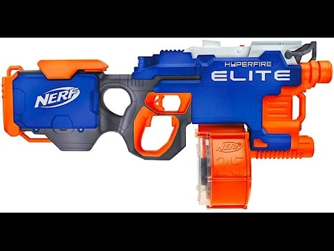 New Nerf Guns For Summer 2016 and Winter 2017 - YouTube