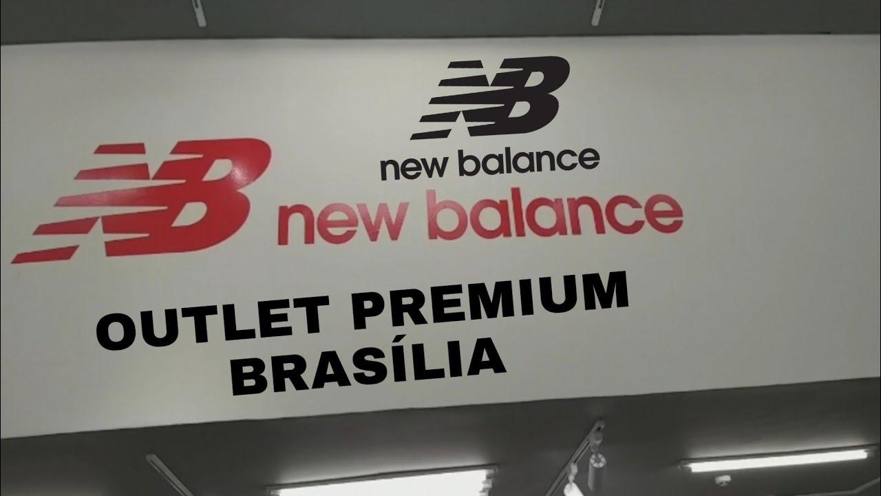 OUTLET PREMIUM BRASÍLIA NEW BALANCE