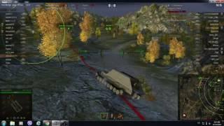 WOT World of tanks Hackers стрелять внутри зданий горы и т.д.