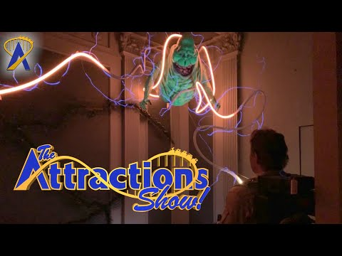 The Attractions Show - Halloween Horror Nights Orlando; hatchet throwing; latest news thumbnail