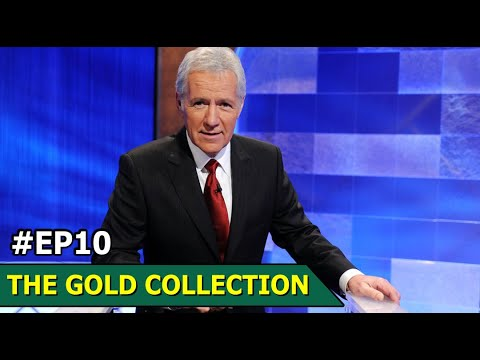 Jeopardy American Tv Show | The Gold Collection | Episode 10
