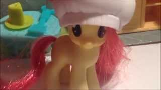 "My little pony ""Cupcake song"" (Toys version)"