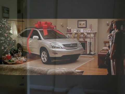 Lexus Christmas Song