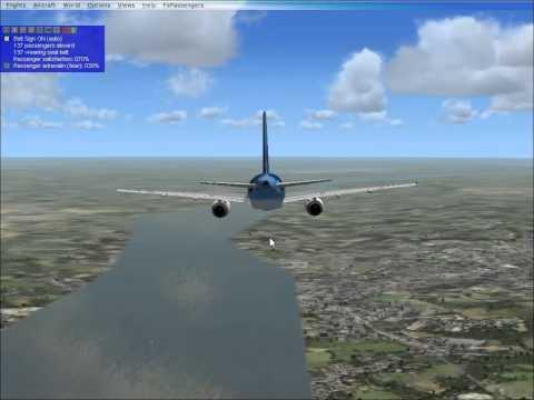 FSX Air crash investigation episode 4 Danube cruise