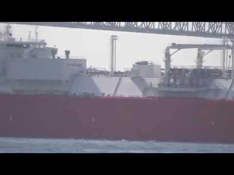 LNG船 EXCEL