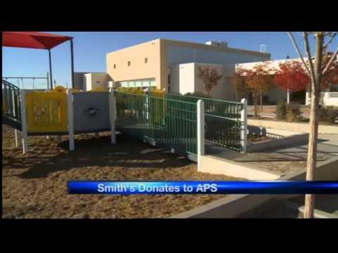 Smith's program aids public schools