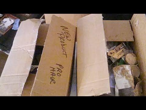 ULTA DUMPSTER DIVING JACKPOT HAUL ANASTASIA BEVERLY HILLS PALETTES & MORE!!