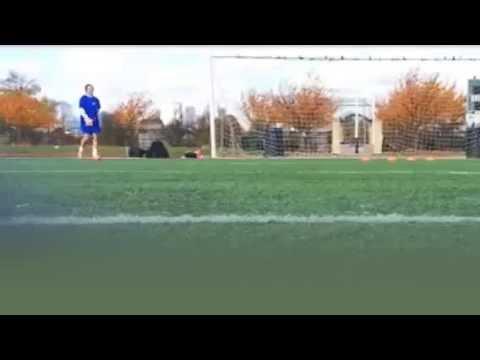 Tori Christ: 2015 WOMEN'S InfoSport Pro Soccer Combine Participant