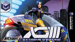 Longplay of XGIII: Extreme G Racing