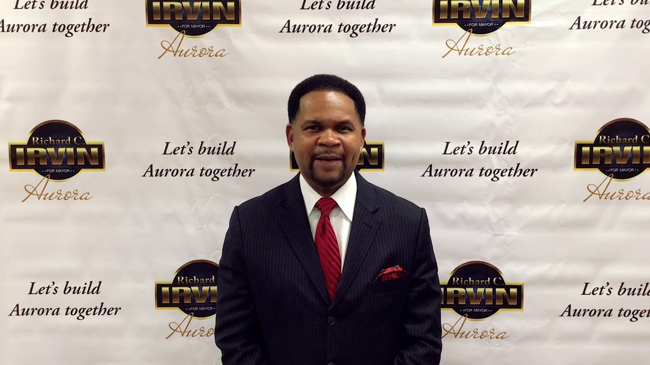 Chamber Member City of Aurora In Mayoral Campaign Mode; Election In 90 Days