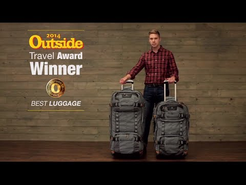 Outside Travel Award Best Luggage | ORV Trunk