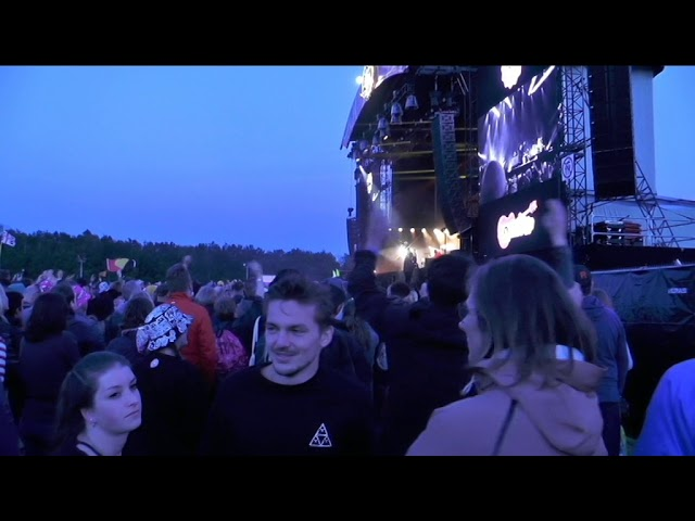 Elbow live at Pinkpop 2019