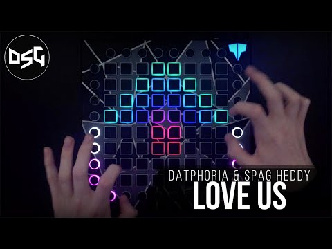 Datphoria & Spag Heddy - Love Us // Launchpad Cover