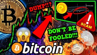BITCOIN DUMPING!!? DON'T BE FOOLED!!! SCARY NEW CRYPTO SCAM!!! INDIA PUMPS BTC?