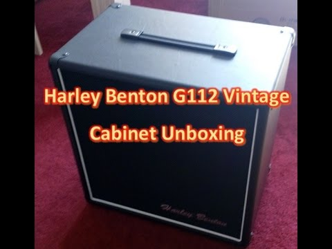 harley benton g112 vintage unboxing youtube. Black Bedroom Furniture Sets. Home Design Ideas