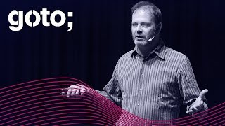 GOTO 2018 • Why You Need a Software Delivery Machine • Rod Johnson