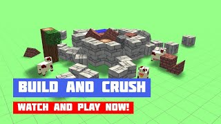 Build and Crush · Game · Gameplay