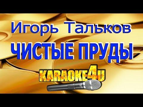 Игорь Тальков | Чистые пруды | Кавер минус