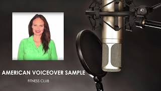 American Voiceover - Fitness Center