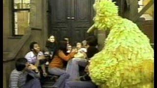 Classic Sesame Street - Big Bird Is Jealous of Cody