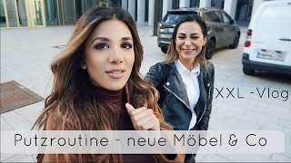 Putzroutine - neue Möbel & Co I XXL Vlog I Soraya Ali