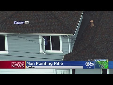 Police Identify Sniper Who Terrorized Neighborhood During Oakland Standoff