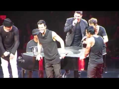 New Kids On The Block - Dirty Dancing - Live at Madison Square Garden