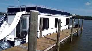 House Boat For Sale $ 42,500