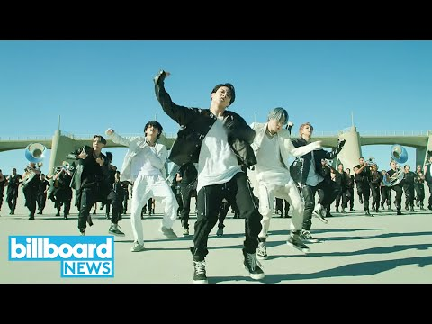 BTS Drop Explosive