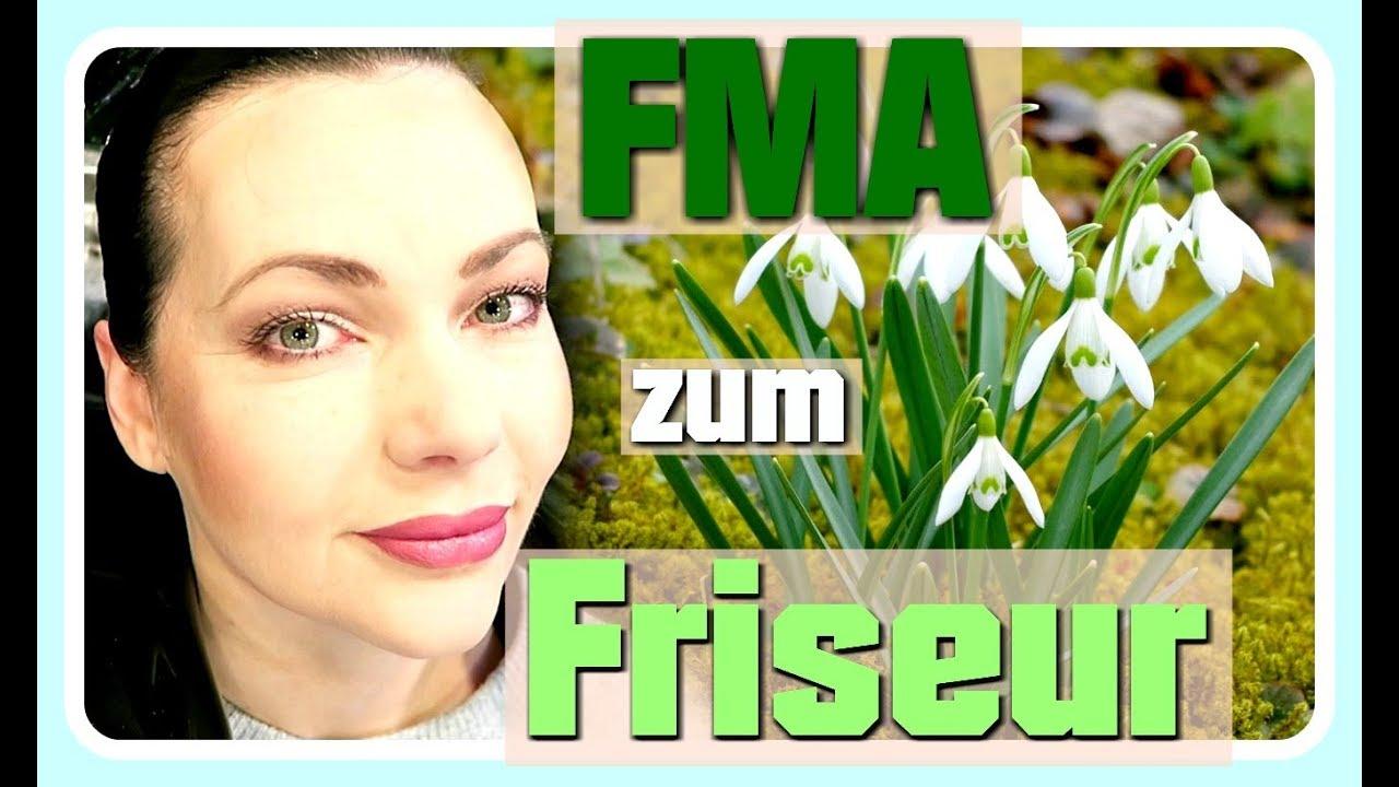 Fma Zum Friseur März 2018 Haare Färben Kurze Haare Bayreuth