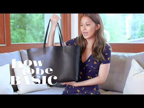 How To Be Basic - Work Bag
