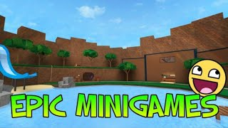 roblox play epic minigames with my BFF