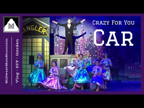 """Building A Car For The Musical """"Crazy For You"""""""