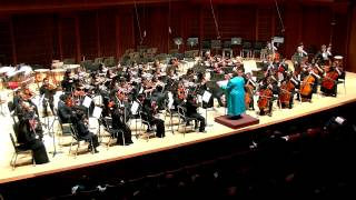 Tango Mysterioso - Susan H. Day - Houston Youth Symphony