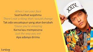 Just The Way You Are - Bruno Mars (Lirik & Terjemahan Indonesia)