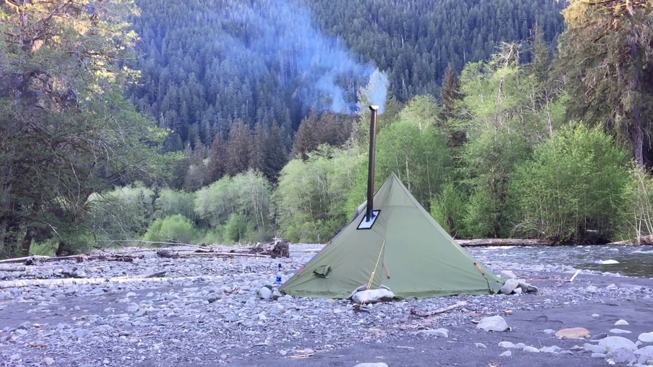 new product 2a8c5 05553 Hexpeak XL Tipi (Quick) Tent Overview
