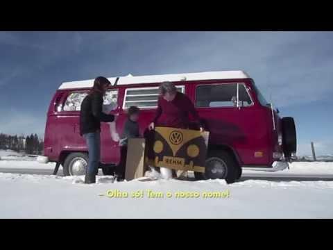 Os Últimos Desejos da Kombi - Volkswagen