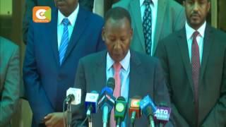 Kenya to host refugees longer as report accuses gov't of coercion
