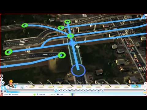 SimCity FreeStyle - S2.EP1: How to use UDoN (UniDirectional Networks)