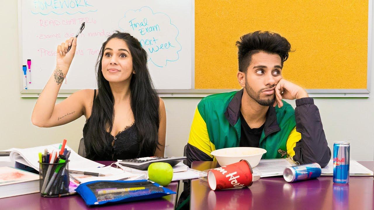 good students vs bad students youtube